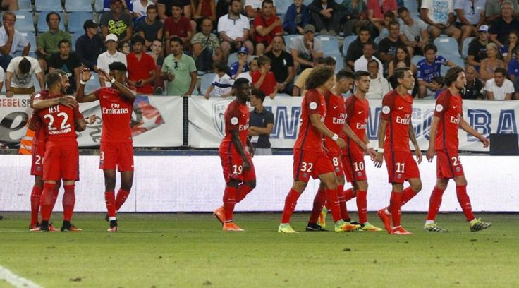 Ligue 1 : Bastia - PSG - (0-1) But de Kurzawa - Direct Foot