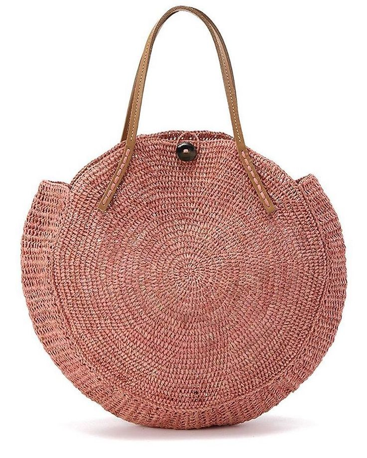 This colour  #inspo #inspiration #bag #pink #summer #fashion #fashionaddict #style #styleinspiration #thepeachskin From hpfmall.com
