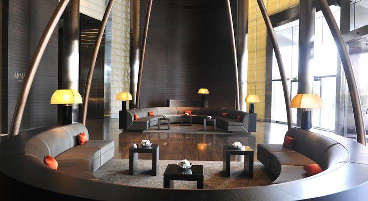 Booking.com: Armani Hotel Dubai - Дубай, ОАЭ