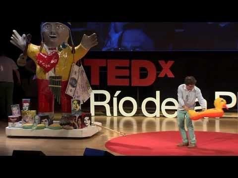 Sub realismo criollo: Marcos Lopez at TEDxRiodelaPlata