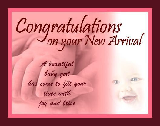 new baby girl wishes - Google Search