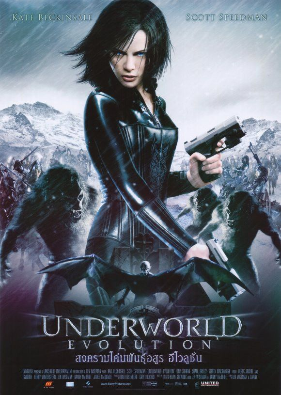 """CAST: Kate Beckinsale, Scott Speedman, Bill Nighy, Shane Brolly, Derek Jacobi; DIRECTED BY: Len Wiseman; Features: - 11"""" x 17"""" - Packaged with care - ships in sturdy reinforced packing material - Made"""