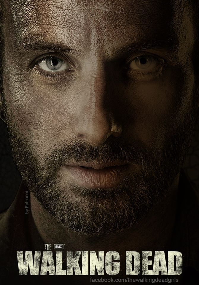 Rick Grimes Those eyes! *_* I ♥them! <- HE'S SO BEAUTIFUL! I LOVE HIM SO MUCH! ♡^♡/