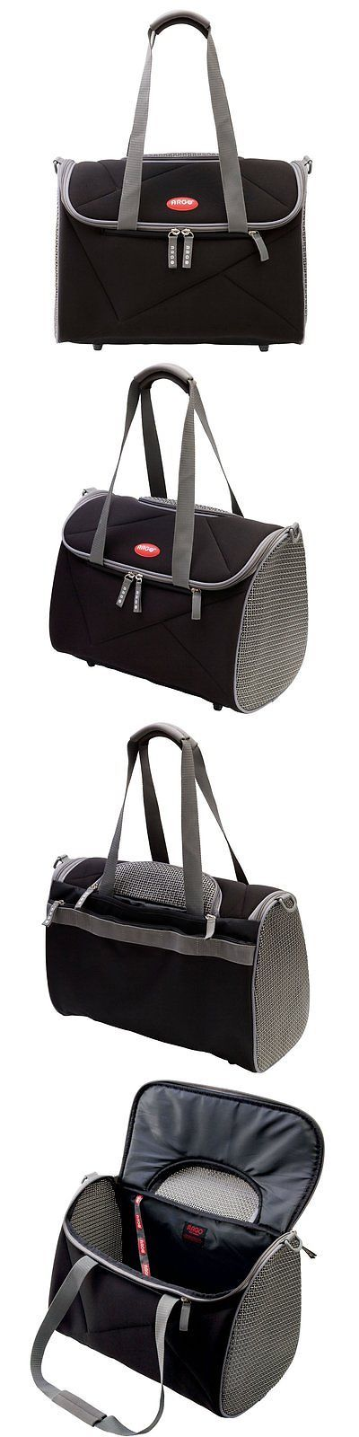 Other Pet Supplies 301: Argo By Teafco Pet Avion Airline Approved Pet Carrier, Black, Medium -> BUY IT NOW ONLY: $87.97 on eBay!