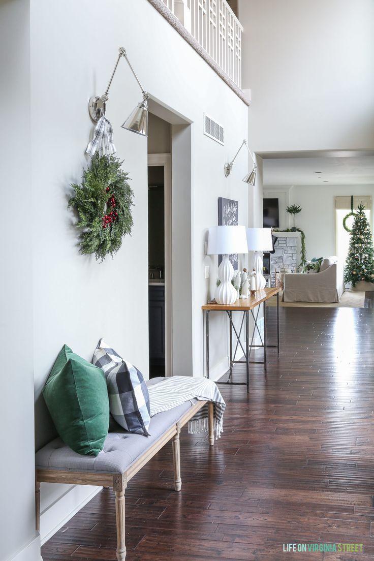 Best 25 Christmas Hallway Ideas On Pinterest Christmas