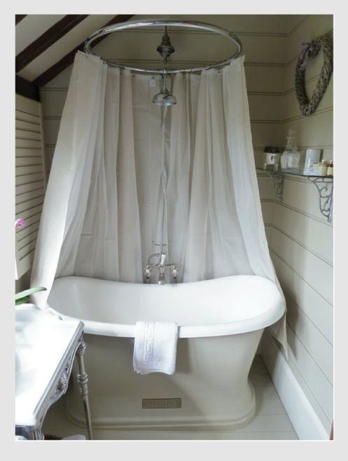 Oltre 25 fantastiche idee su armadio tenda su pinterest - Sognare vasca da bagno ...