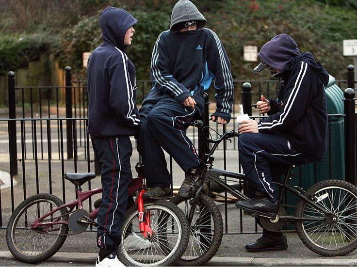 """De Utrechtse wijk Overvecht staat word vaak geassocieerd met jeugdbendes. Deze bendes zijn geïnspireerd door Amerikaanse """"gangs""""."""