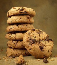 Cookies με κομμάτια σοκολάτας | Γιάννης Λουκάκος