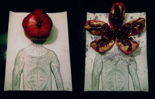 Stranger Things Fan Art - ''Pomagorgon'' by PooYaKasha