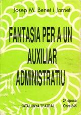 Fantasia per a un auxiliar administratiu
