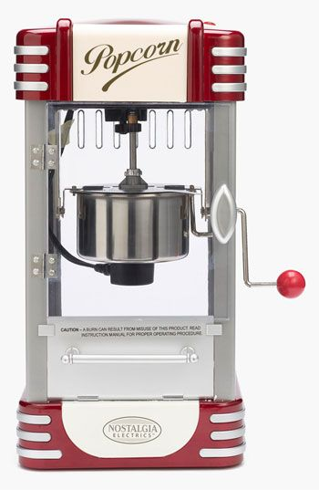 Nostalgia Electrics™ 'Retro Series' Kettle Popcorn Maker #nordstrom #gift