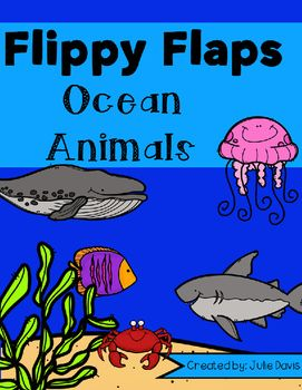 Ocean Animals Flippy Flaps!This is a great way to get your students learning about Ocean Animals in a fun hands-on interactive way! Your students will be engaged and learn about whales, seahorses, crabs, dolphins, and sharks! in many different ways!Activities included:- All About Sharks- Label the Shark- Sharks can/have/eat- Shark Adjectives- Sharks KWL- All About Whales- Label the Whale- Whales can/have/eat- Whales Adjectives- Whale KWL- All About Crabs- Label the Crab- Crabs can/have/eat…