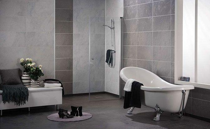 Laminated Diy Bathroom Shower Tub Wall Panels Kits Innovate Building Solutions Shower Wall Panels Shower Renovation Bathrooms Remodel