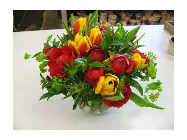 26 best centros de mesa flores naturales images on - Centros de flores naturales ...