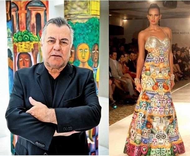 Armando Mafud   Oaxaca   Mexico   Fashion Designer   Moda mexicana   Gorgeous   2012