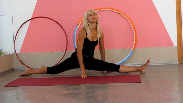 Упражнения на растяжку (Светлана Гончарова)