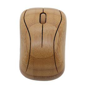 Wireless Maus aus Bambus - Bamboo