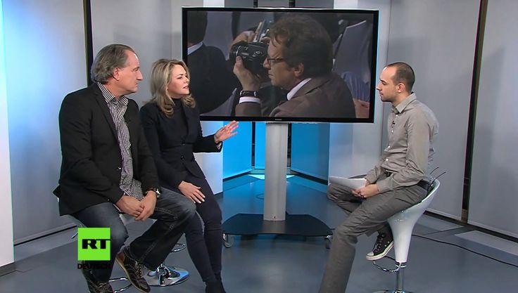 Eva Herman und Andreas Popp über Charlie Hebdo und tiefere Ursachen, Int...