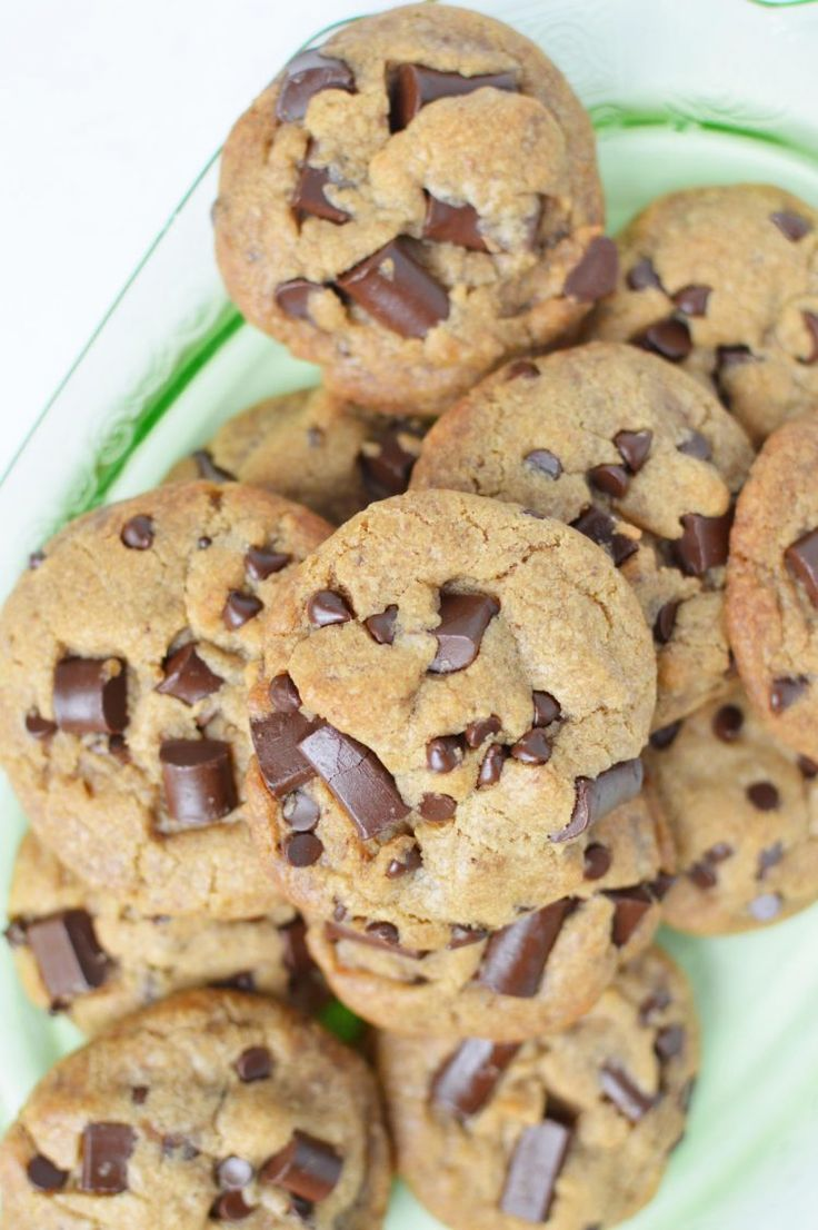 Mrs Fields Gluten Free Chocolate Chip Cookies