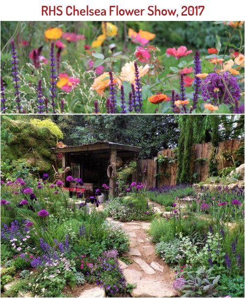 Chelsea Flower Show 2017 Show Gardens