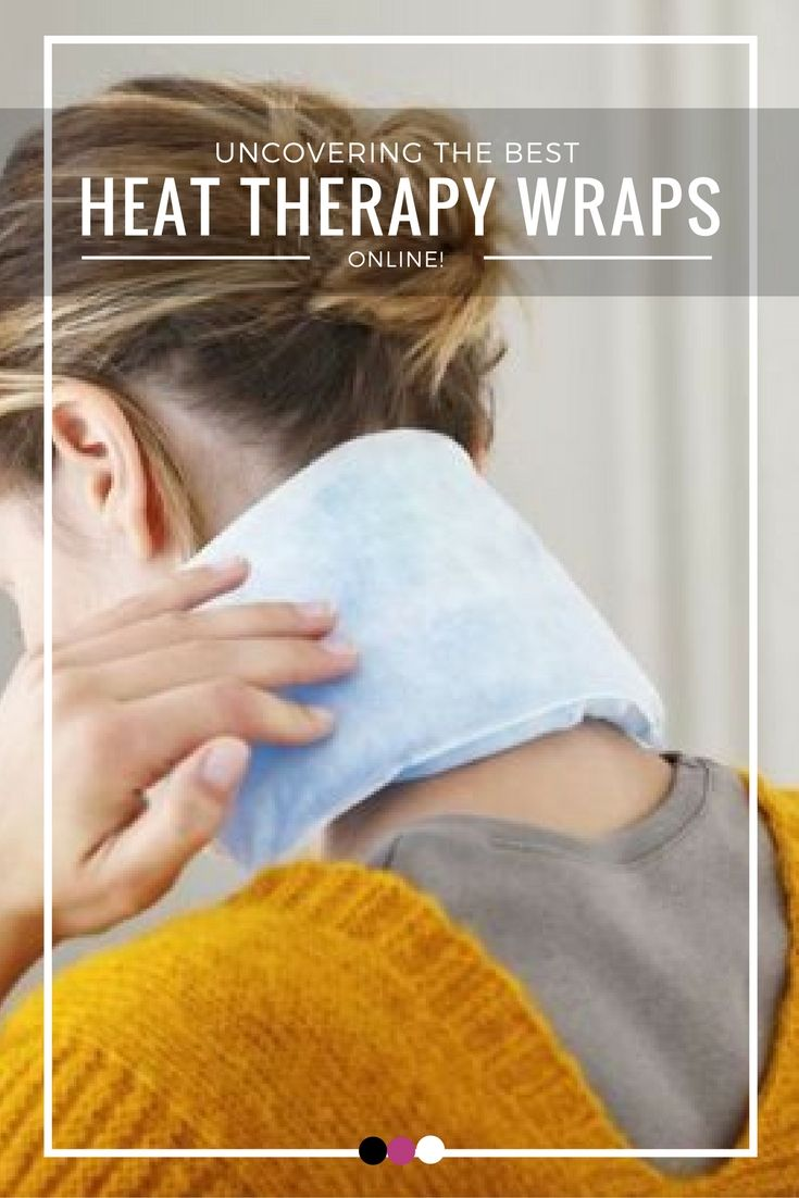 Tackling neck pain is easier with heat therapy wraps. Check out the best heat therapy wraps available online here!