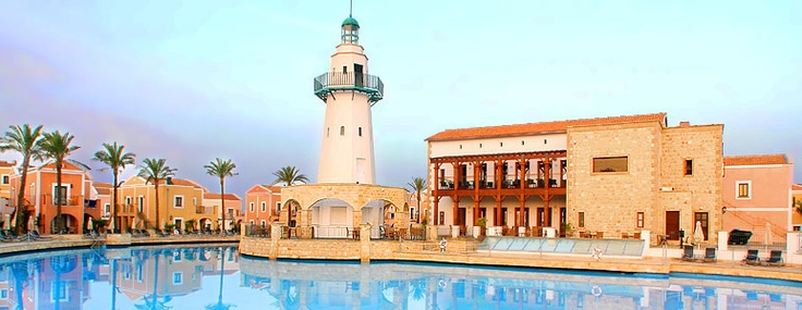 Aliathon Holiday Village in Paphos Cyprus