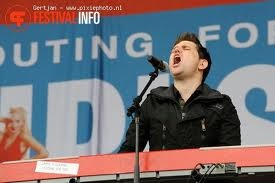 Scouting for Girls PinkPop 2011