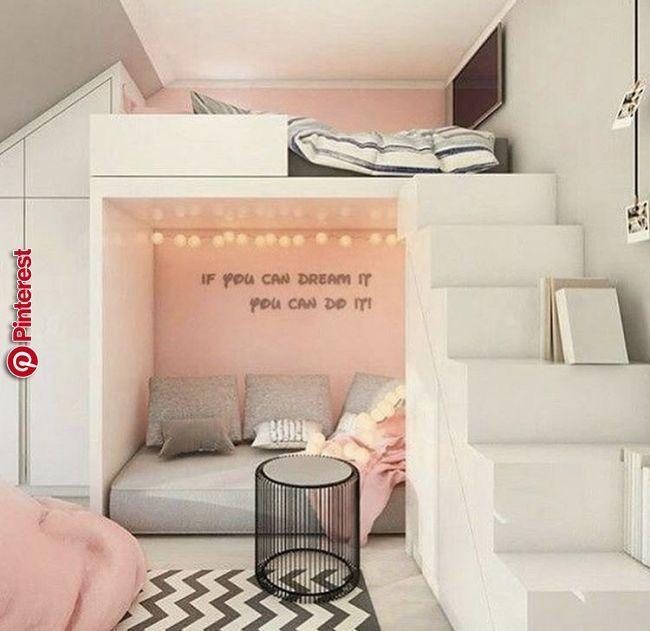 Anstecknadel von Verity Hoffman auf Graces neuen Raum im Jahr 2018