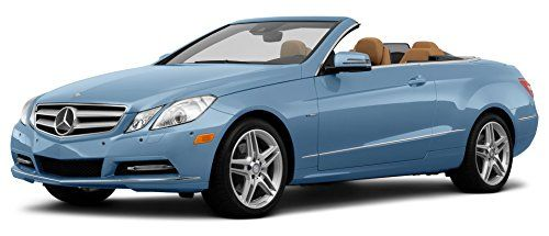2012 MercedesBenz E550 2Door Cabriolet Rear Wheel Drive Quartz Blue Metallic *** More info could be found at the image url.