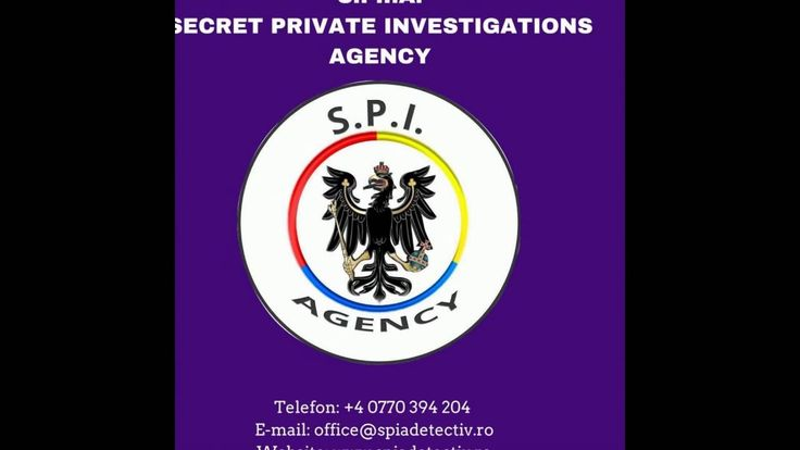 S.P.I.A. Secret Private Investigations Agency - Romania