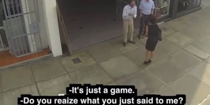 If you've ever wanted to tell a street harasser to stick it where the sun don't shine, but couldn't find the right words -- don't worry, these mamas got you covered.  A new PSA about street harassment shows what happens when men realize the women t...