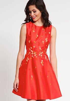 Karen Millen Cocktailkleid / festliches Kleid - orange für 324,95 € (16.07.16) versandkostenfrei bei Zalando bestellen.
