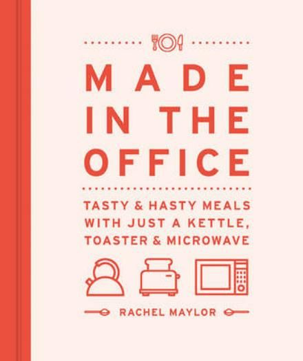 Læs om Made in the Office - Tasty And Hasty Meals With Just a Kettle, Toaster & Microwave. Udgivet af Frances Lincoln Publishers Ltd. Bogens ISBN er 9780711238213, køb den her