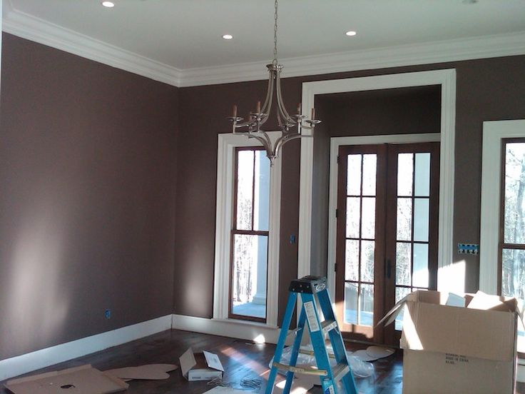 17 best images about taupe on pinterest taupe paint for Taupe wallpaper living room