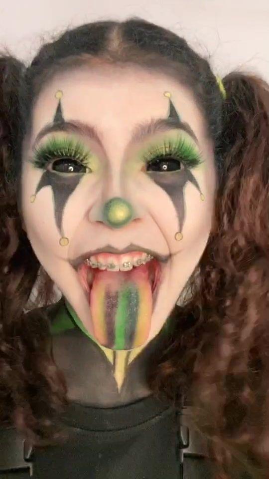 Pin By Zacorygreene On Tik Tok Makeup Halloween Face Makeup Natural Makeup Tips