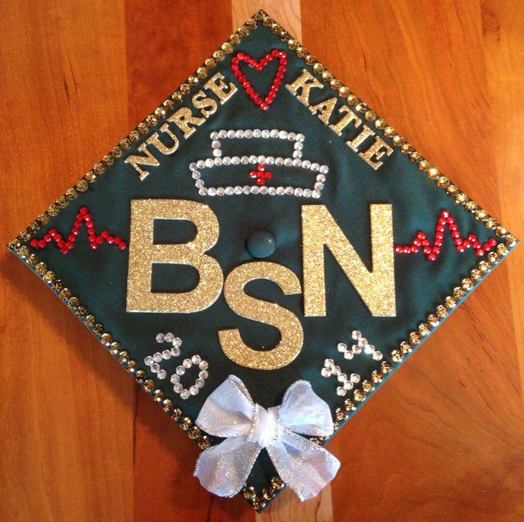 My Nursing Graduation Cap :)