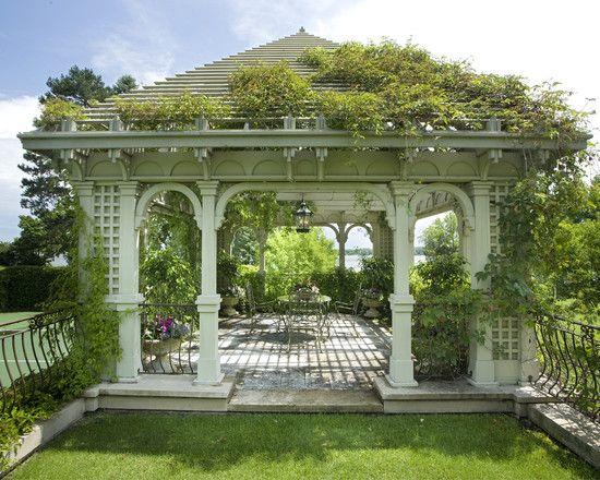 Landscape Fences Fancy Design, Pictures, Remodel, Decor and Ideas - page 5