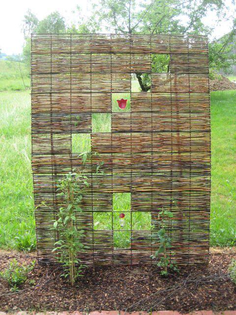 Sichtschutz - Hat vielleicht jemand eine Idee für mich - Seite 1 - Gartengestaltung - Mein schöner Garten online