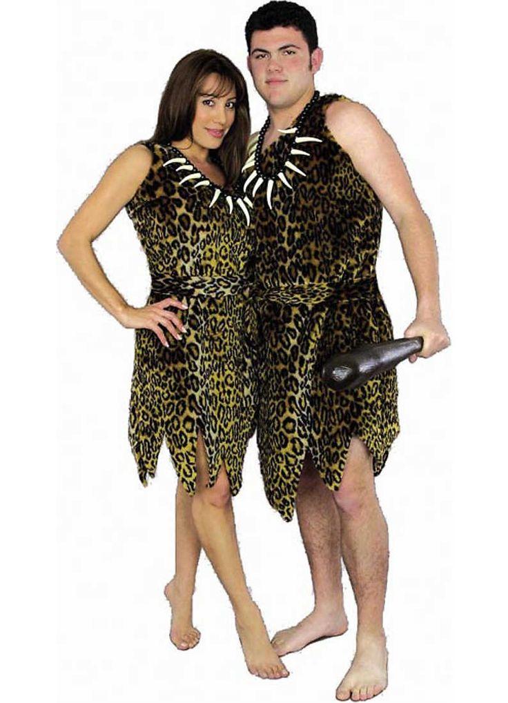Caveman Dress Up Ideas : Adult deluxe caveman costume charades halloween