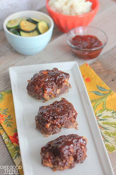 Meatloaf Cakes