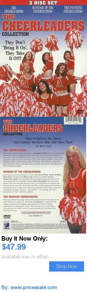cds / dvds / vhs: The Cheerleaders Collection (Dvd, 3-Disc Set) - New/Sealed BUY IT NOW ONLY: $47.99 #priceabatecdsdvdsvhs OR #priceabate