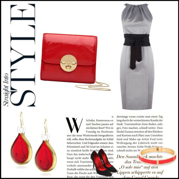 """""""Classic elegance"""" by gilleastwood on Polyvore"""