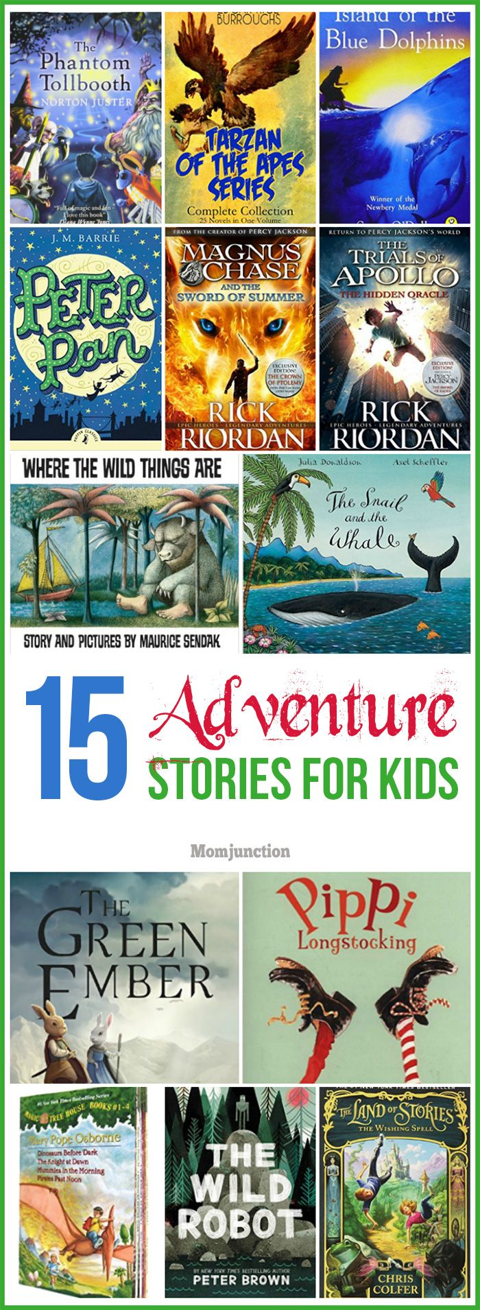 15 Amazing Adventure Stories For Kids To Read