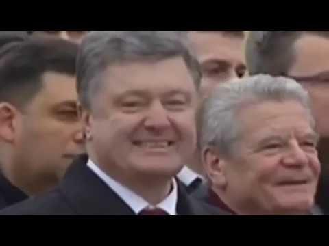 ПЕСНЯ ШОКОЛАДНА ДУПА О ПОРОШЕНКО на программе Саакашвили