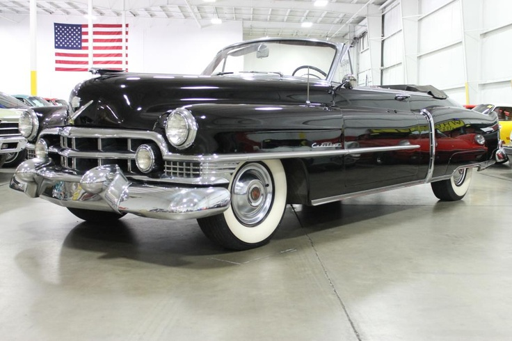 52 Best Old School General Motors Cadillac Images On