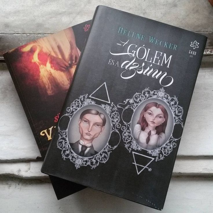 Finally, physical copies of two books for the Hungarian market whose covers I designed!  What's more, the top one's YA cover design features two awesome illustrations drawn by @szilviaboda   #bookcover #book #books #bookstagram #art #photomanipulation #gothic #dark #magic #publishing #bookart #cover #coverdesign #graphicdesign #typography #fantasyart #illustration #coverart #commission #commissionme