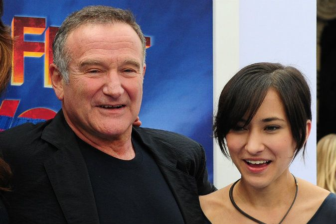 Zelda Rae Williams, Cody Alan Williams, Zachary Pym Williams: Robin Williams' 3 Children Come in Focus After Death (+Photos)