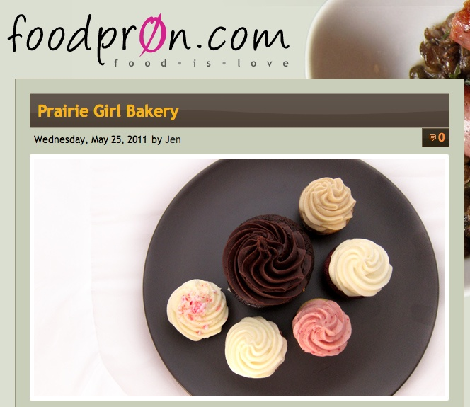 Our cupcakes from a customers POV on foodpr0n.com!