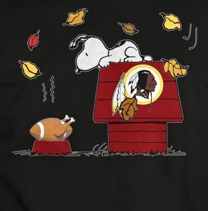 Redskin Thanksgiving