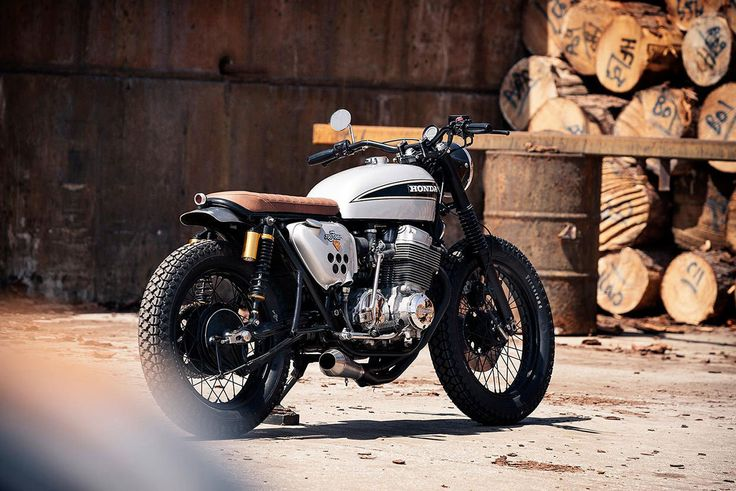 Honda CB750 by Redeemed Cycles